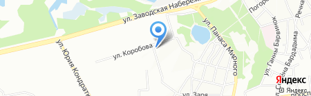 ЛОТО МАРКЕТ на карте Днепропетровска