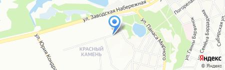 Ключ Здоровья на карте Днепропетровска