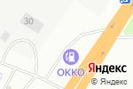Схема проезда до компании ОККО в Новоалександровке