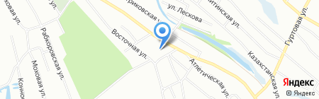 Середня загальноосвітня школа №116 на карте Днепропетровска