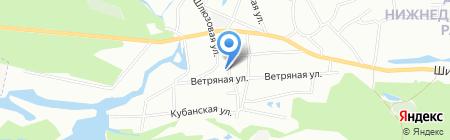 Середня загальноосвітня школа №114 на карте Днепропетровска