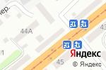 Схема проезда до компании Дом посуды в Днепре