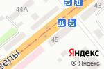 Схема проезда до компании Велес в Днепре