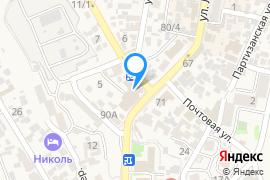 «FORUM»—Гостиница в Судаке
