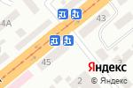 Схема проезда до компании Нова в Днепре