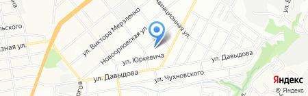 Промстанкоинструмент на карте Днепропетровска