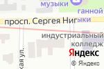 Схема проезда до компании Навчально-виховний комплекс №36 в Днепре