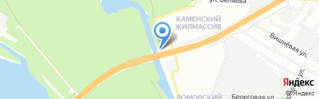 Элит на карте Днепропетровска