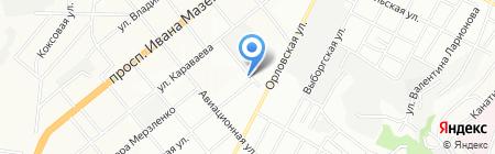Wellspring на карте Днепропетровска