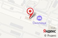 Схема проезда до компании Авторемонт в Торжке