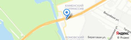 ОДЯГ-ВЗУТТЯ 55\/77 на карте Днепропетровска