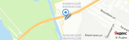КАПИТАЛ ПО на карте Днепропетровска