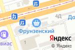 Схема проезда до компании Зоомагазин в Днепре