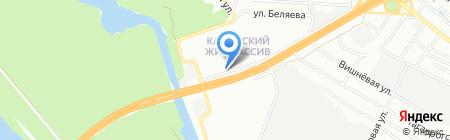 Джерела Міста на карте Днепропетровска