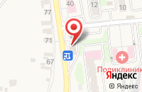 Схема проезда до компании Гавань в Гагарине