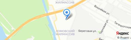 Дуэт на карте Днепропетровска