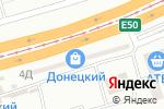 Схема проезда до компании Шалунишка в Днепре