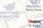 Схема проезда до компании Фитнес-центр в Днепре