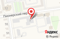 Схема проезда до компании Экспресс в Гагарине