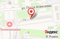 Схема проезда до компании Север в Гагарине