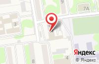 Схема проезда до компании Шанс в Гагарине