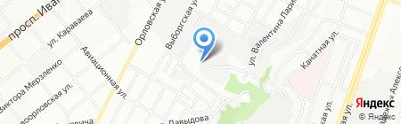 АТП 11203 на карте Днепропетровска