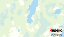 Отели города Долговое на карте