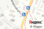 Схема проезда до компании Храм архистратига Михаила в Днепре