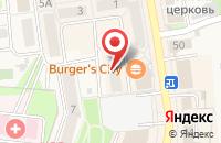 Схема проезда до компании Лесконтторг в Гагарине