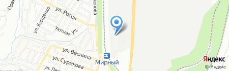 Greinplast на карте Днепропетровска