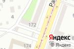 Схема проезда до компании Друже Пивасику в Днепре