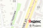 Схема проезда до компании АвтоТема в Днепре