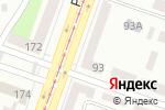 Схема проезда до компании Робітник в Днепре