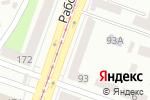 Схема проезда до компании VIASAT в Днепре