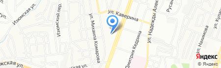 Ретро на карте Днепропетровска