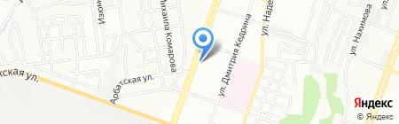 Спортивно-охотничьи технологии на карте Днепропетровска