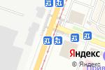Схема проезда до компании Преса в Днепре