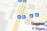 Схема проезда до компании Восток в Днепре