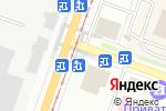 Схема проезда до компании Киоск по продаже фастфудной продукции в Днепре