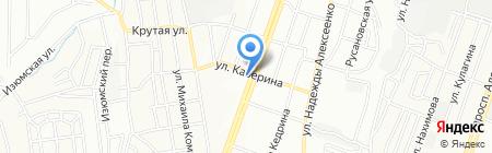 ІРІНТЕС на карте Днепропетровска