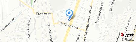 Парадайс Вайн на карте Днепропетровска