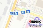Схема проезда до компании Pingvi в Днепре