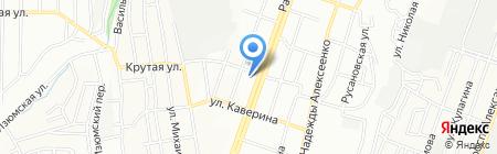 Fitcurs+ на карте Днепропетровска
