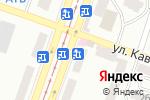 Схема проезда до компании Каверинский в Днепре