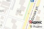 Схема проезда до компании iBox в Днепре
