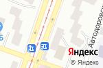 Схема проезда до компании Техносток в Днепре