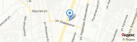 Нотариус Семенюк В.В. на карте Днепропетровска