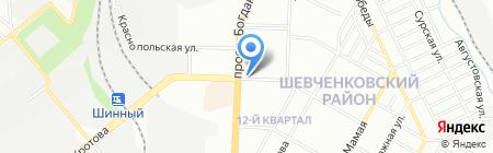 24nonStop на карте Днепропетровска