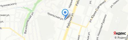 Marko Batili на карте Днепропетровска