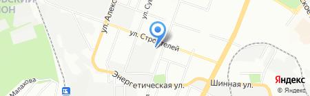 Зенитек-Украина на карте Днепропетровска